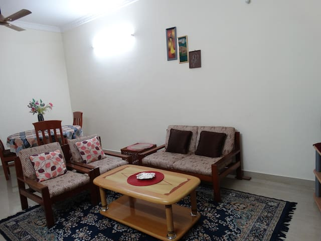 One bedroom Fully Furnished House - Hyderabad - Casa