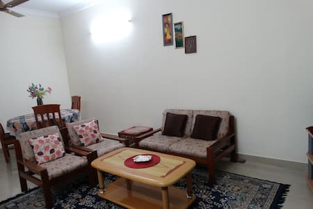 One bedroom Fully Furnished House - Hyderabad