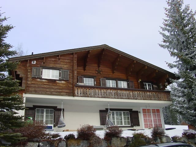 Santa Margerita Mountain Lodge - St.Margrethenberg - Bed & Breakfast