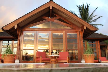 Ho'oilo House B&B, Garden View Suite 'Kipuka' - Lahaina - Bed & Breakfast