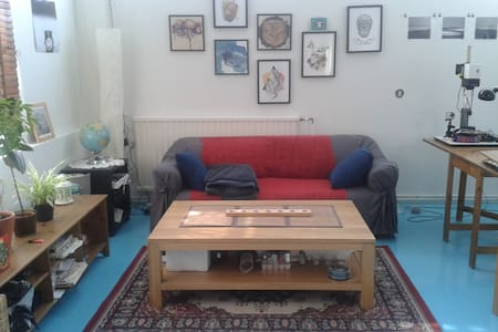 Cozy studio / apartment - Seltjarnarnes - Apartment