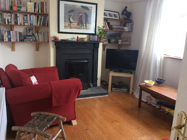 Double room in lovely home in Galway - Galway - House