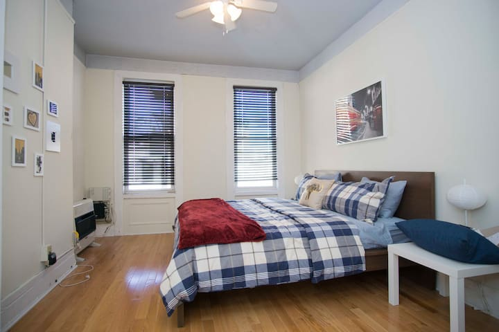 Cozy 1-bedroom in the Core of Hoboken!