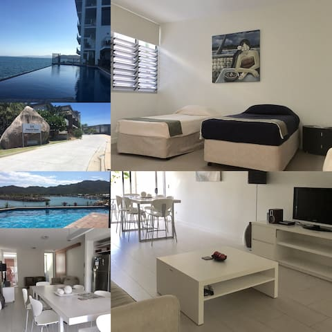 Island Vibes Modern Living - Nelly Bay - Appartement