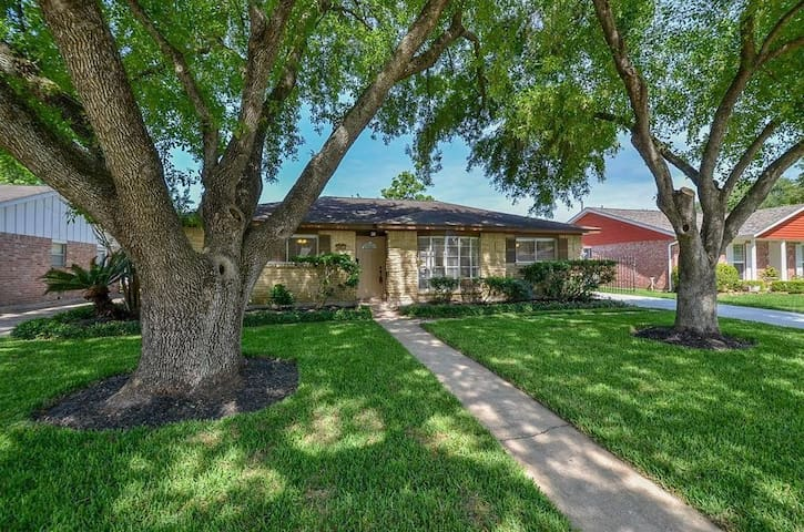Quiet escape in the Westchase area - Houston - Hus