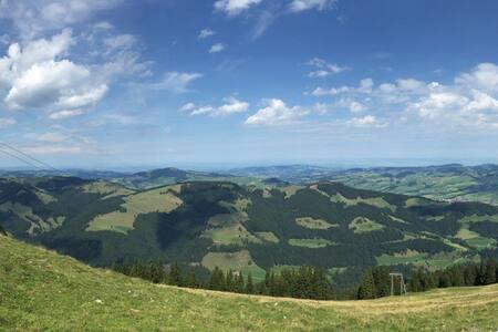 Hiking Wandern in Appenzell - Urnäsch - 独立屋