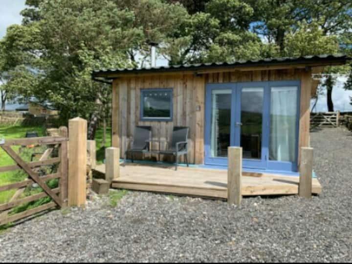 The hut @Hollinsclough Buxton Derbyshire