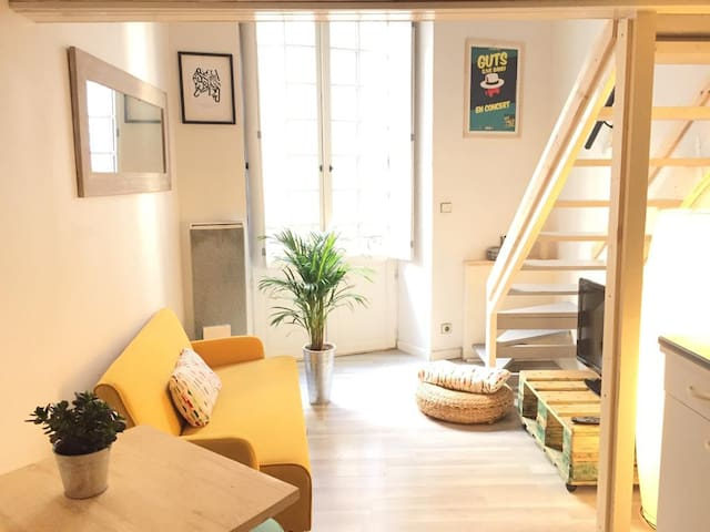 Appartement duplex - Coeur de Bordeaux