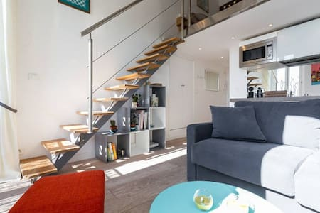 Heart of the old town with sea view - Apartamento
