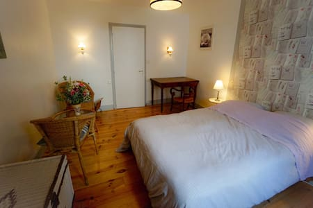 Lovely romantic room at the port of Vannes - Vannes