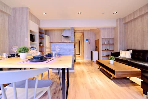 Lux 2BR Penthouse/Imperial Palace/7Pax/3mins Sub