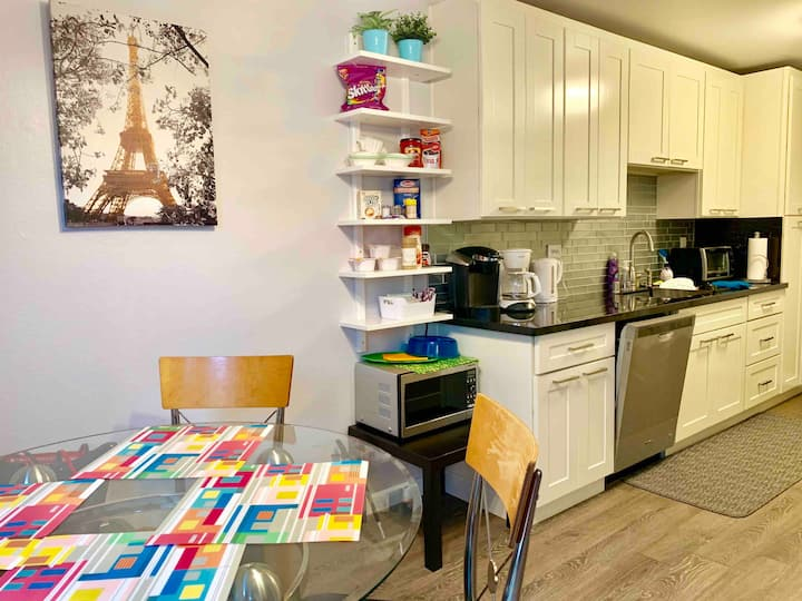 2 BR/ 2 levels TH in Silicon Valley