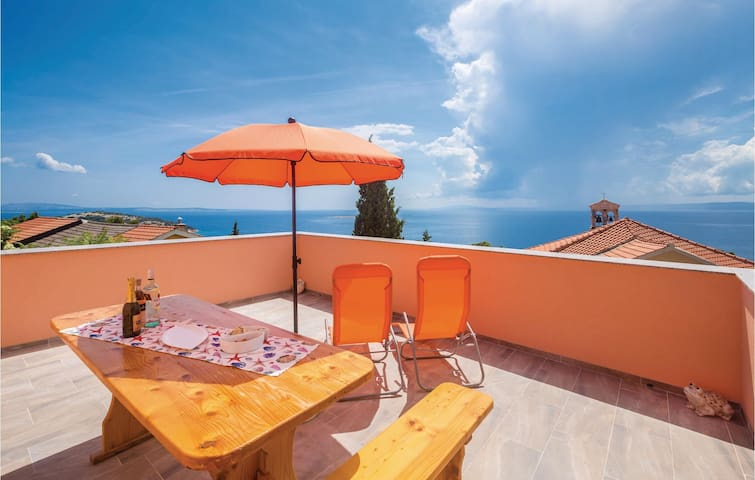 Holiday apartment with 1 room on 42m² in Stara Baska