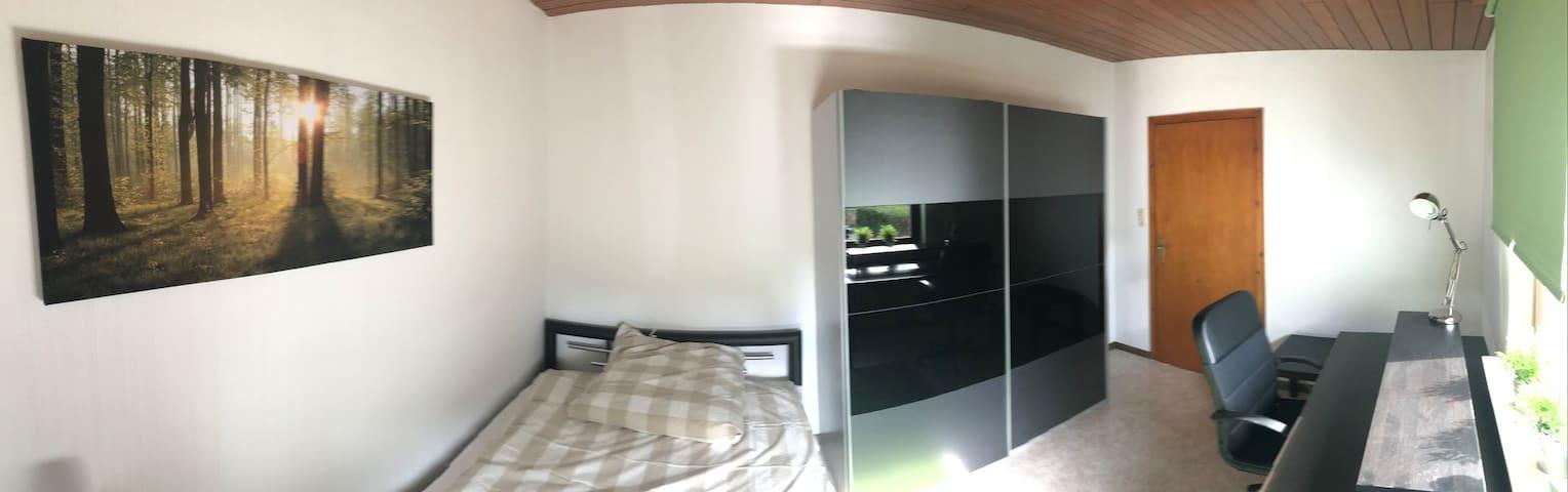 Student & Guesthouse Battenberger Zimmer 2