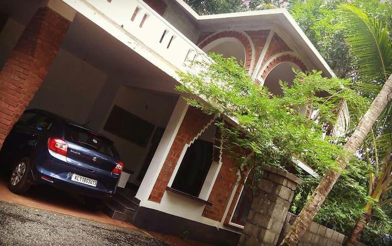"""Ujjaini"" : Village side house"