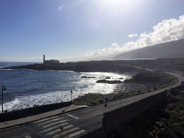 Piso con Vistas Mar y montaña, Los Silos - Puertito de los Silos - Wohnung