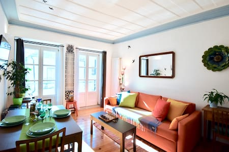 ALFAMA APARTMENT - BRIGHT, COZY & CHILL
