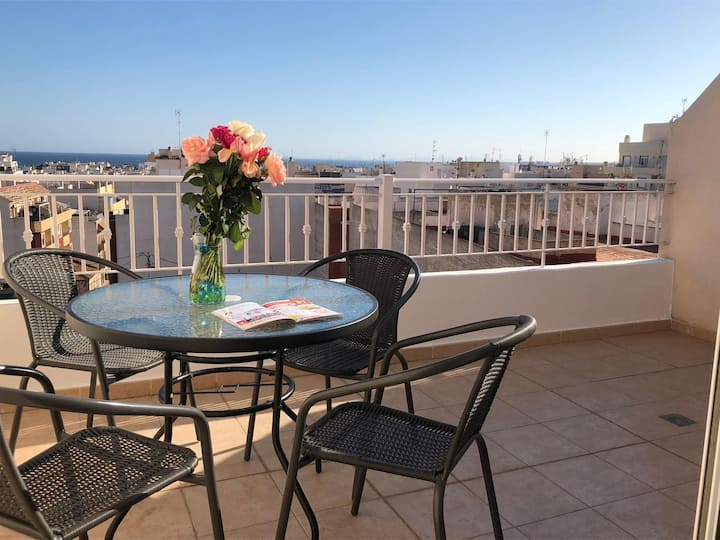 Wonderful accommodation in Torrevieja for holidays