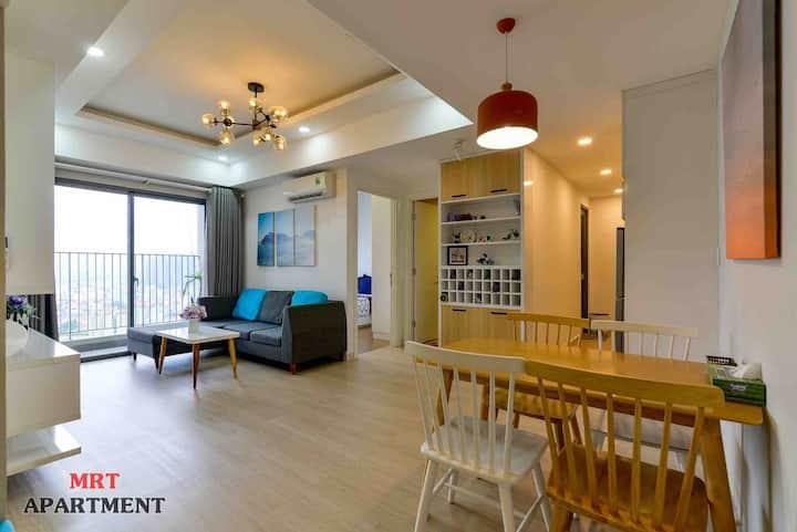 Elegant apartment with beautiful view, T5 Masteri
