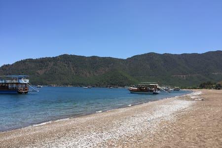 Ferienwohnung für 6-8 Personen 100m vom Strand - Adrasan Belediyesi