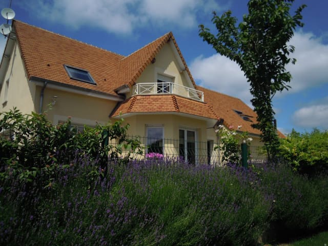 Comfortable room for a few days in Normandy! - Cormelles-le-Royal - Rumah