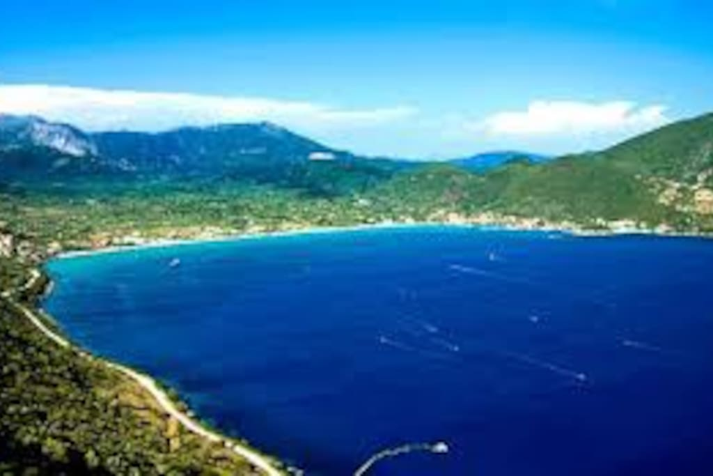 Lefkada Vassiliki Bay
