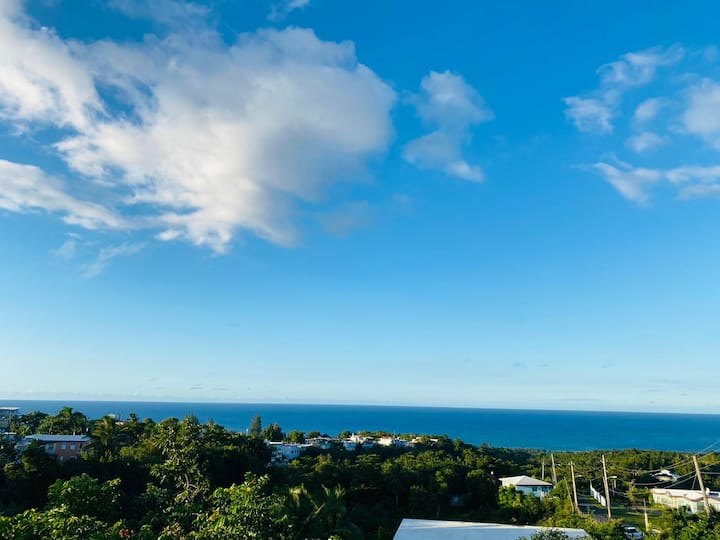 Rincón ocean view | surf town | close to the beach