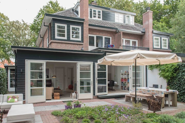 210m2 family house near Utrecht - Bilthoven - Haus