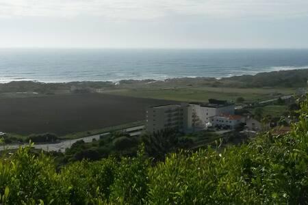Bel appart  vue sur mer et montagne - Afife - 公寓