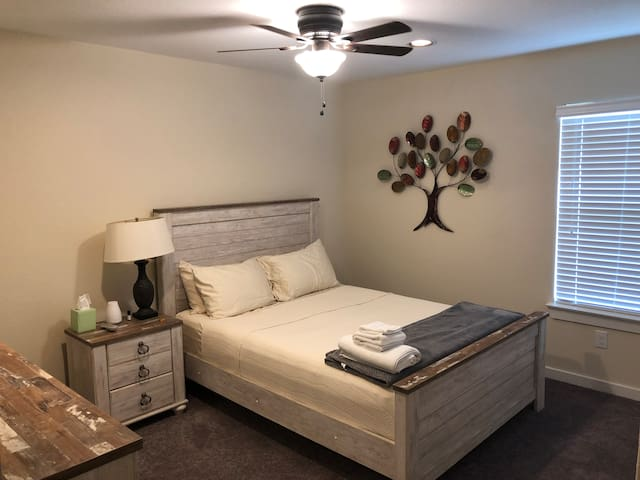 Short or Long Stay Room! No Extra Fees!
