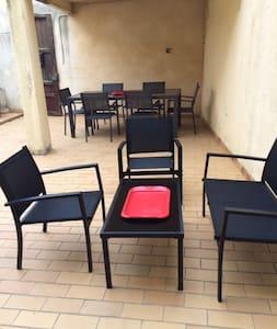 Maison de vacances à la mer - Le Barcarès