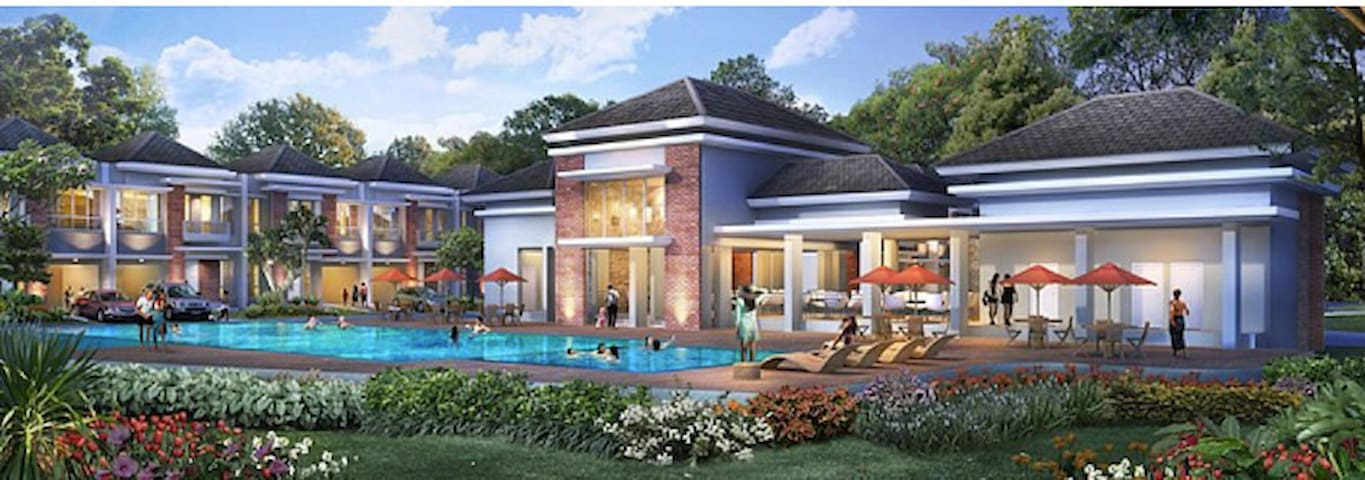 New, great house located in perfect location. - Tangerang - Dom