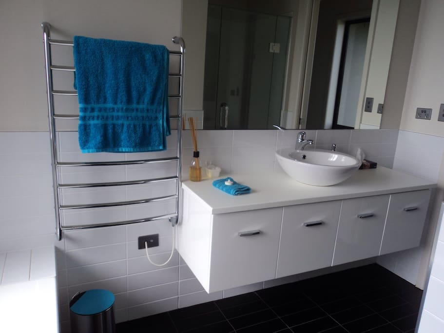 Family Sized Bathroom with Shower and Bath