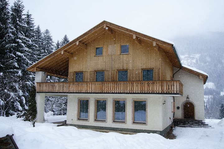 Beautiful, very spacious holiday home in the Hohe Tauern National Park in Carinthia