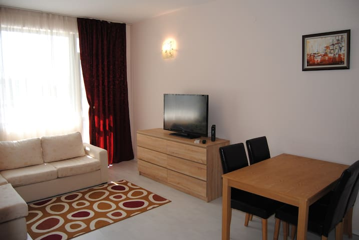 Studio Apartment Yalta Golden Sands