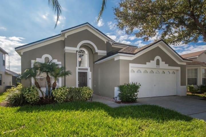 MAGNIFICENT Holiday Home Perfect for your family!! 8059 - Kissimmee - Villa