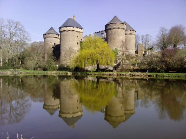 Magnifiques appartements à Lassay - Lassay-les-Châteaux - Byt