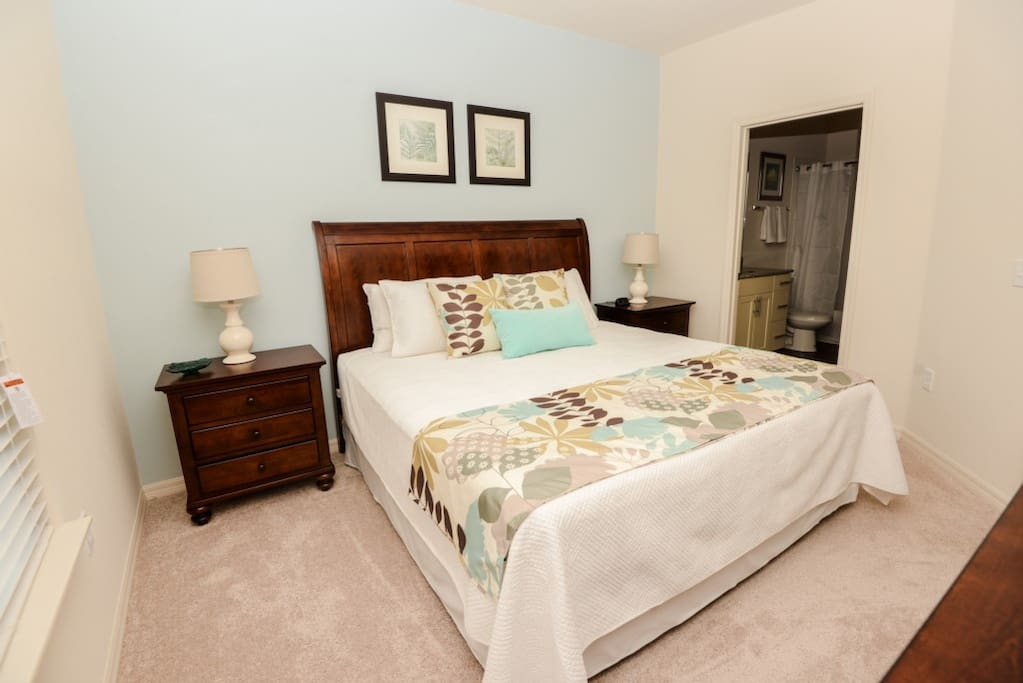 Suite 2 - Uma cama King