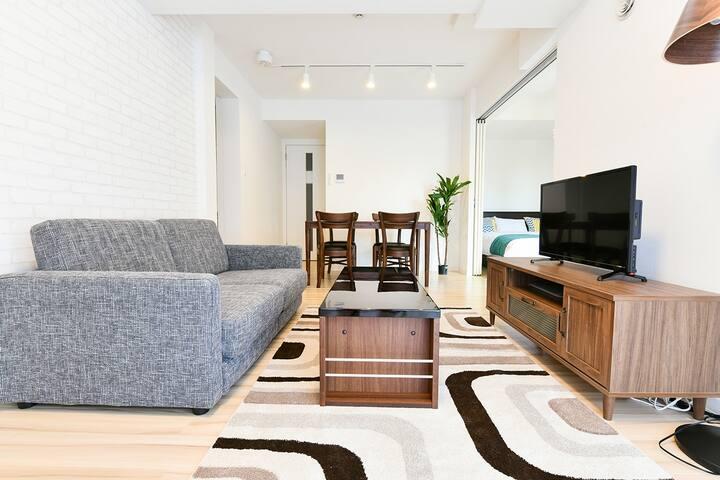 Comfortable living room リビングルーム☆