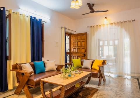 Prem Villa - A luxurious homestay in Dehradun city