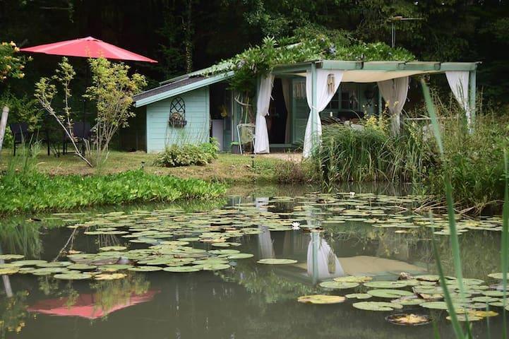 le chalet de la Grenouille Verte - Tursac - Hotel ekologiczny