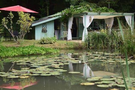 le chalet de la Grenouille Verte - Tursac - Natur-Lodge