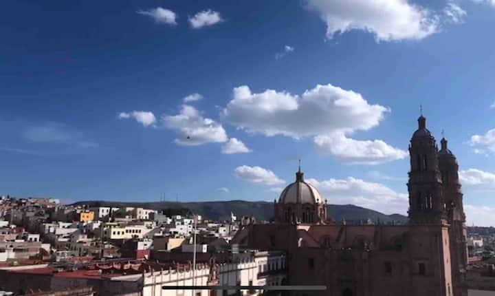 Hotel Casa Santa Lucía  Suite exterior