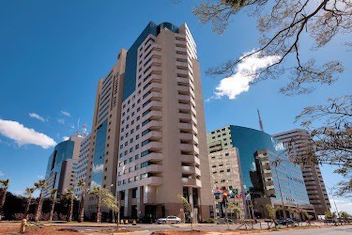 Apart-hotel 50m2 Brasil 21 Suítes ( Meliã hotéis )