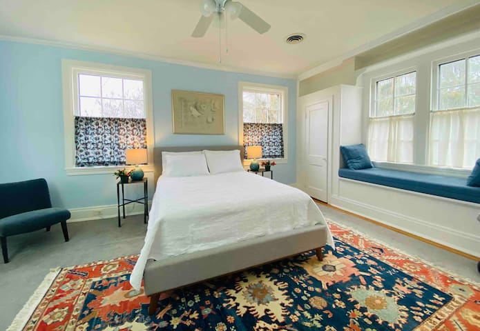 Historic District Charmer, Private Suite