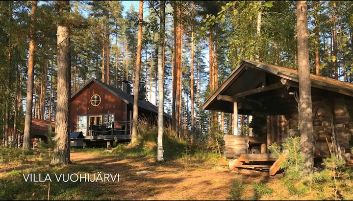 Villa Vuohijärvi Kouvola