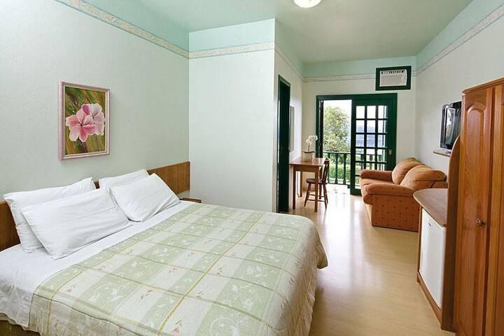 Letto Hotel Candeeiro da Serra Quarto Luxo