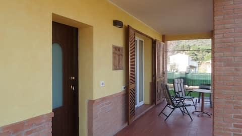 Appartamento in Villa a 500m dal mare - Marciana M