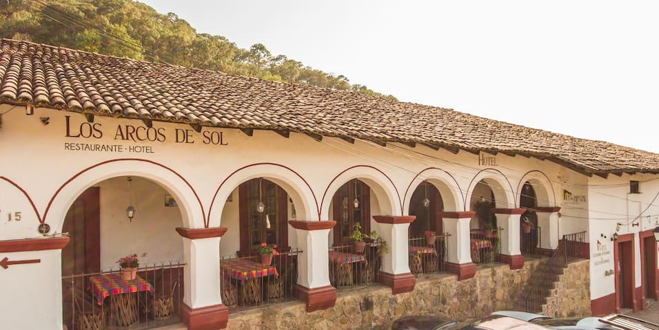 Hotel Los Arcos de Sol - Hab. KS
