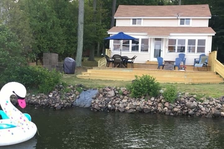 Pulaski Ny Lakefront home Sandy Pond Salmon Fish